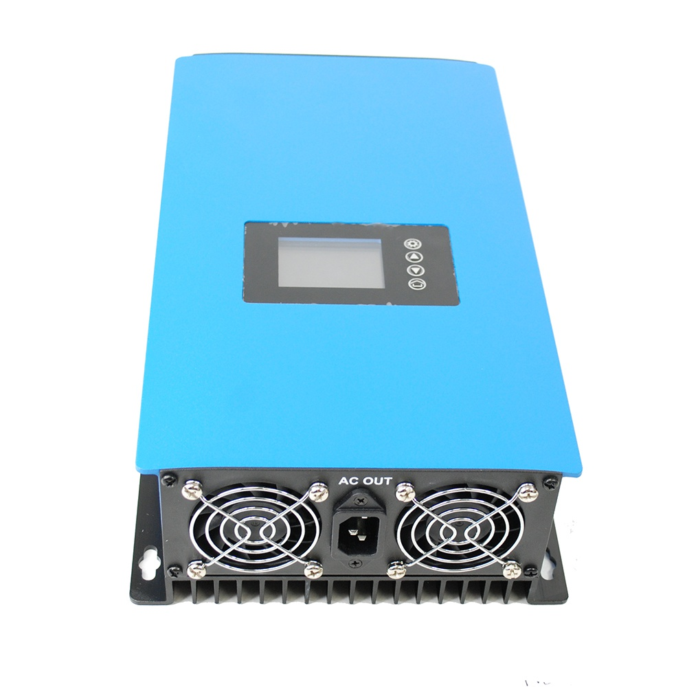1000W Wind on Grid Tie Inverter with Power Limiter for Home PV Power System AC22-65V/110v