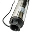 "iMeshbean Submersible Pump, Deep Well, 4"", 1/2HP, 110V, 25 GPM, 150 feet, long life"
